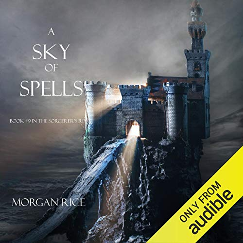 A Sky of Spells: The Sorcerer's Ring, Book 9