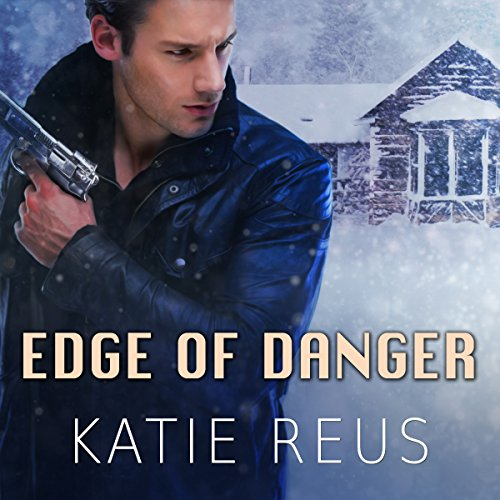 Edge of Danger audiobook cover art