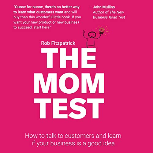 The Mom Test cover art