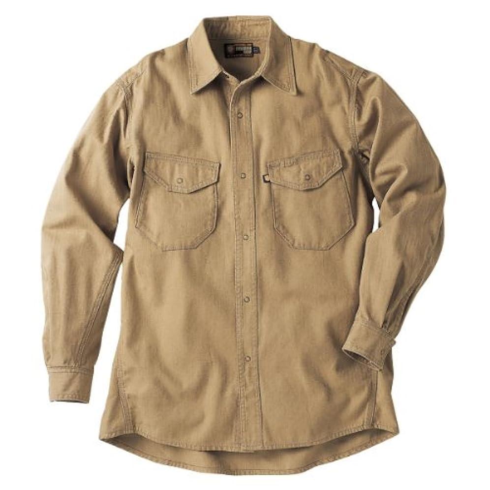 ベール行商人不適切な(イーブンリバー) EVENRIVER(3カラー) ヘリンボンシャツ er-us-206