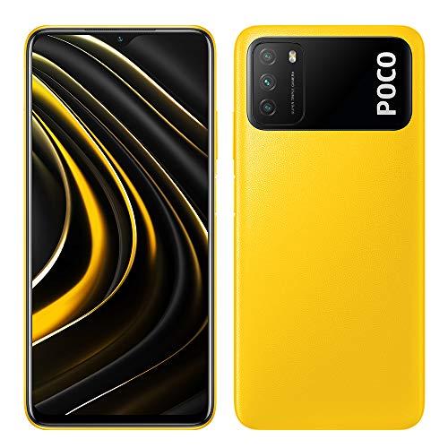 Xiaomi Poco M3 4GB+128GB Versão Global (Yellow)
