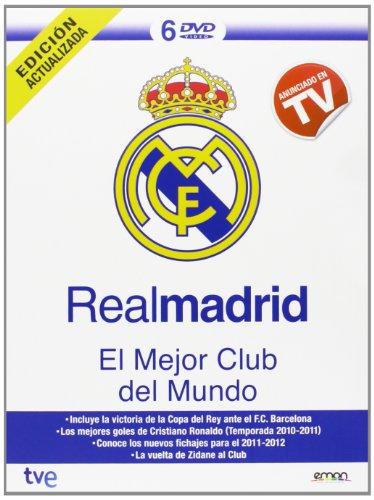 Historia Real Madrid [DVD]