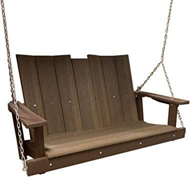 Perfect Choice Furniture Recycled Plastic Stanton Porch Swing - Lead TIME to Ship 9 Weeks
