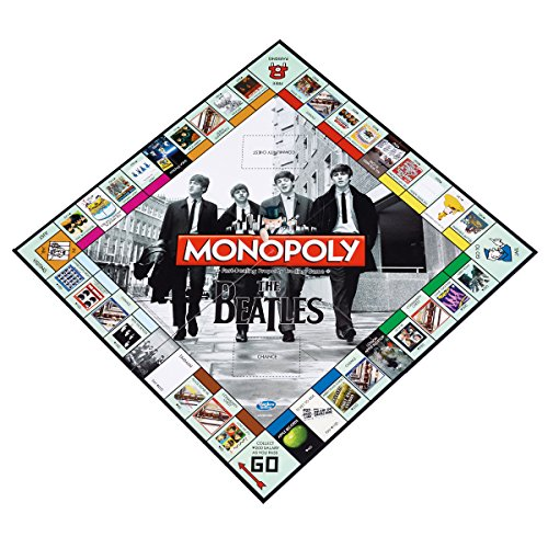 Monopoly: Beatles - 2
