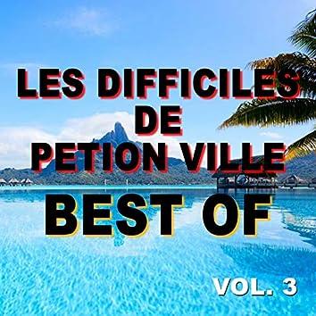 Best of les difficiles de petion ville (Vol. 3)