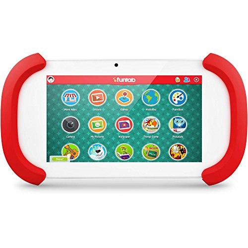 Ematic 7-inch Android 5.1 (Lollipop) Funtab 3 Touchscreen Tablet PC with WiFi