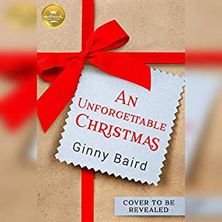 An Unforgettable Christmas audiobook cover art