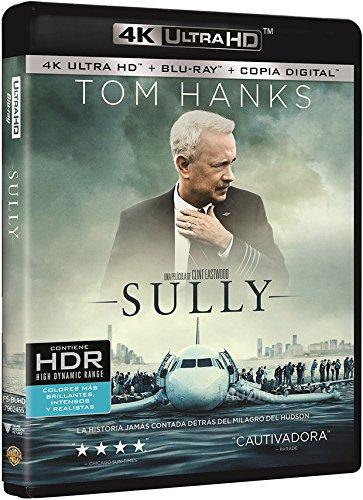 Sully (SULLY - 4K UHD + BLU RAY -, Spanien Import, siehe Details für Sprachen)