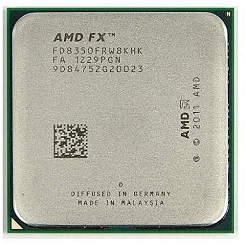 AMD FX 83504GHz Box–Prozessoren (AMD FX, Sockel AM3+, PC, 8350, 64-Bit)