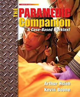 The Paramedic Companion: A Case-based Worktext w/ Student CD