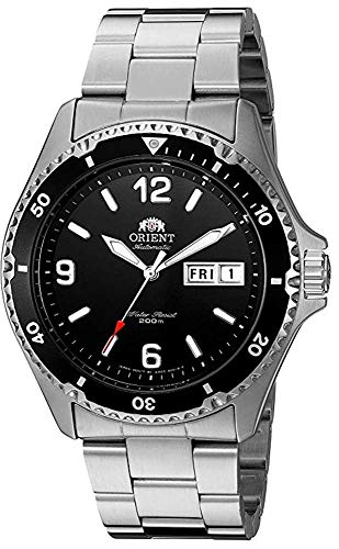Orient Men's FAA02001B9 Mako II Analog Automatic...