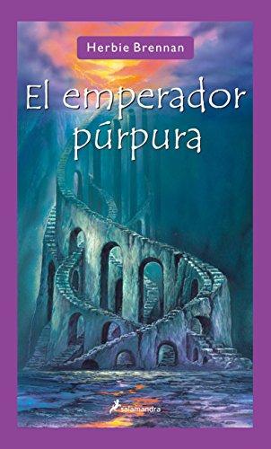 El emperador púrpura: El portal de los Elfos II (Narrativa Joven)