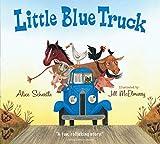 Little Blue Truck (padded board book)