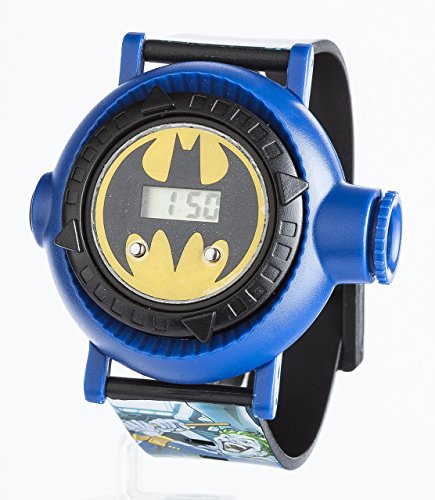 Batman Reloj Digital para Nios de Cuarzo...