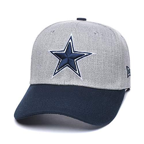 Eras edge Adult Men's Challenger Baseball Cap, Adjustable All-Star Baseball Hat (Dallas Cowboys)