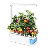 Sprout LED Light, sistema di coltivazione indoor Hydroponics Smart Herb Garden, luci progressive a...