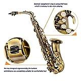 Immagine 1 eastrock sassofono alto e piatto