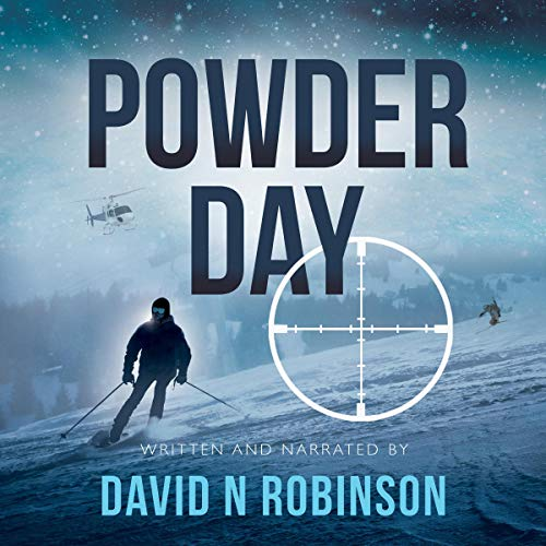 Powder Day audiobook cover art