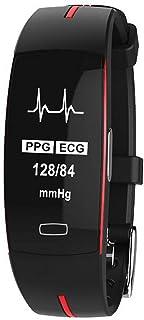Smart bracelet LL-Pulsera Inteligente Relojes de presión Arterial Monitor de frecuencia cardíaca Pulsera de Fitness Reloj Inteligente Rastreador de Actividad GPS