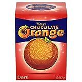 Terry's Dark Chocolate Orange Dark 157g (Pack of 6) -