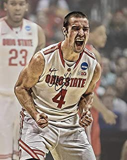 Aaron Craft Ohio State Buckeyes 16-5 16x20 Autographed Signed Photo - Certified Authentic