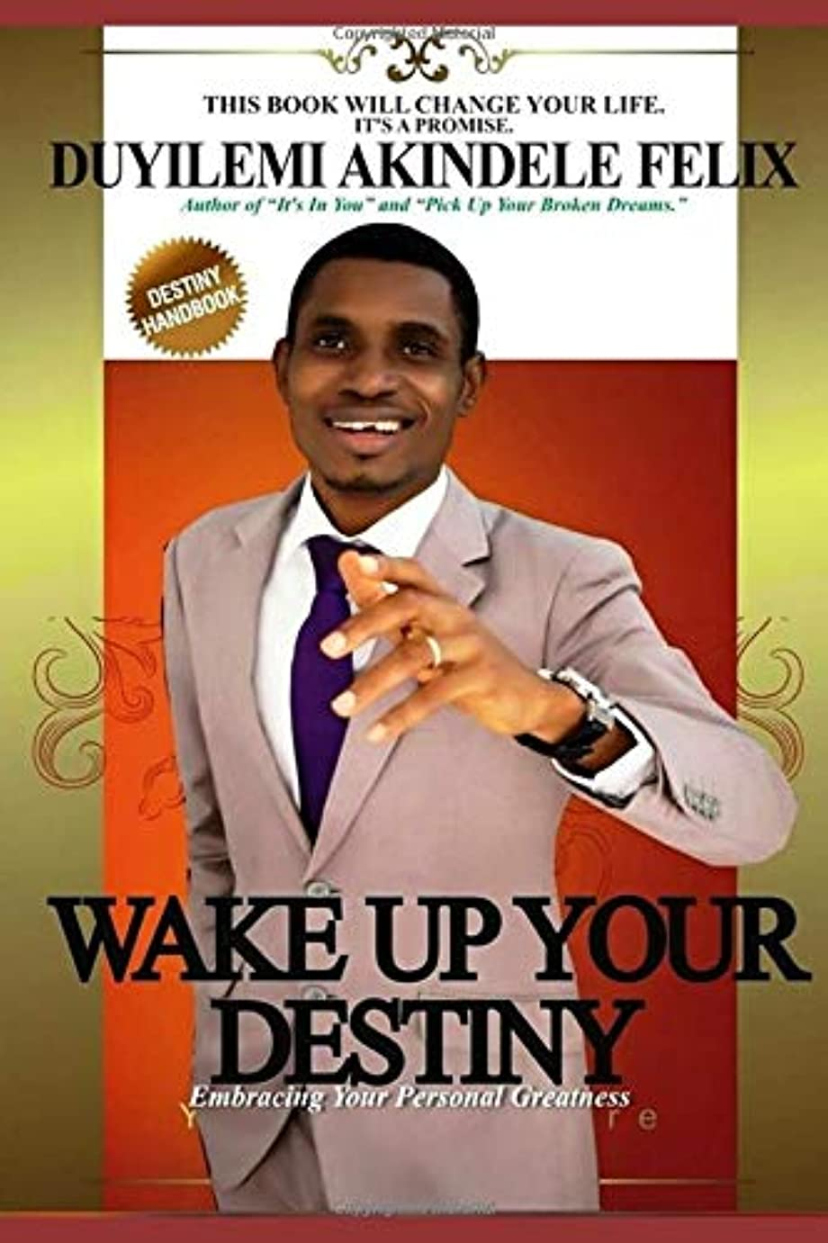 入札統計的後悔Wake Up Your Destiny: Embracing Your Personal Greatness