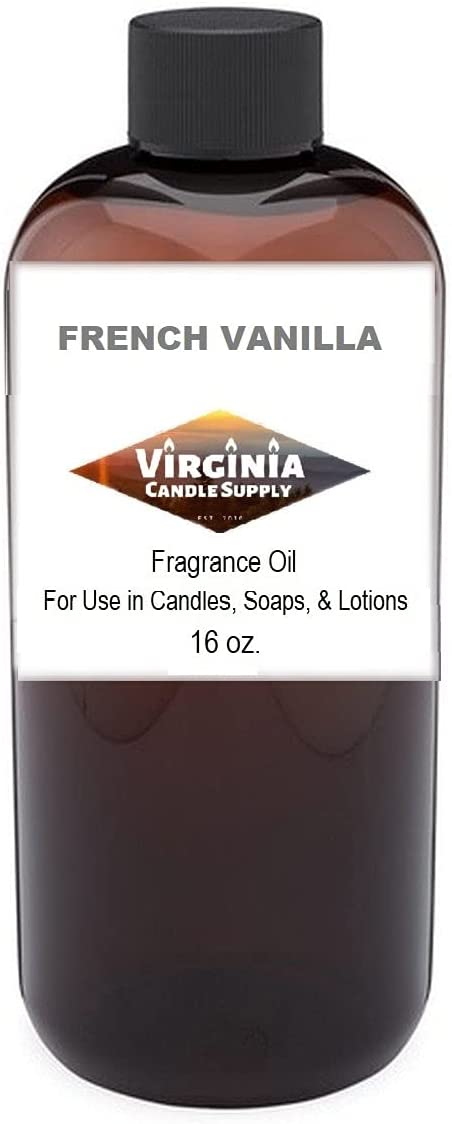 French Vanilla Fragrance sold out Fashionable Oil 16 Candle oz. for Bottle Making