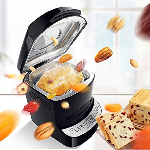 Dytxe-shelf programmeerbare broodstarter met automatische programma's, vertraging van 13 uur, timer zonder gluten, ideaal voor brood en snoep.