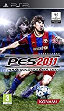 Pes 2011 (Pro Evolution Soccer) By Konami - PlayStation Portable