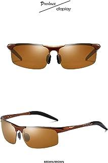 73888cba48 Wang-RX Aluminio, Magnesio, Deporte, Gafas De Sol Polarizadas, Hombres,