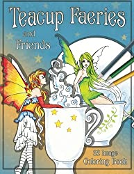 teacup fairies coloring book