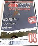 411VM. - Snowboarding, Vol.08 (2-disc set)