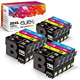 ejet Cartouches d'encre compatibles pour Epson 29XL 29 pour Epson Expression Home XP-452 XP-352 XP-255 XP-455 XP-245 XP-257 XP-342 XP-442 Imprimante (6 Noires/3 Cyan/3 Magenta 3 Jaunes, 15-Pack)