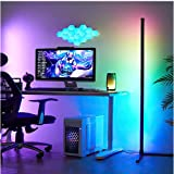 COLAZE LED Floor Lamp, RGB Color Changing LED...