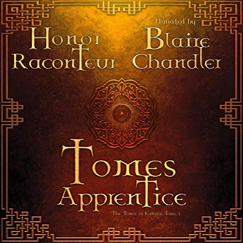 Tomes Apprentice Audiobook By Honor Raconteur cover art