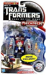 Transformers Dark of the Moon Optimus Prime MechTech figure