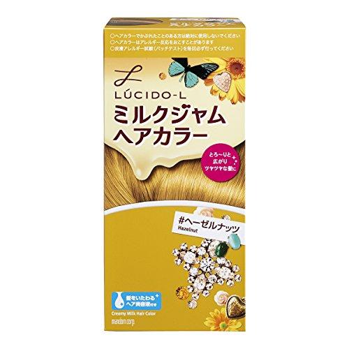 LUCIDO-L(ルシードエル) ミルクジャムヘアカラー