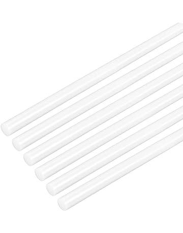 blanc /Ø 12 mm longueur 1000 mm Joncs pleins POM POM barre naturel