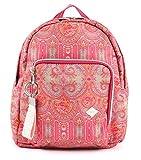 Oilily Damen Groovy Backpack Svz Rucksack, Rot (Red), 9x26x22 cm