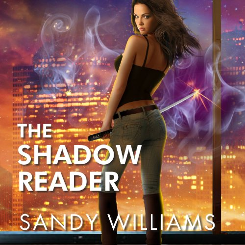 The Shadow Reader audiobook cover art