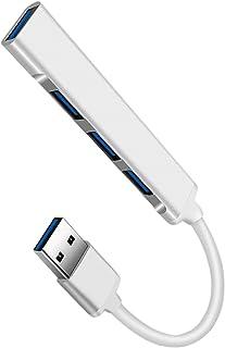 raspbery Adaptateur Hub USB avec Coque en Aluminium Compatible Station d'accueil Éclair Clé Ethernet Gigabit Disque Dur Mo...