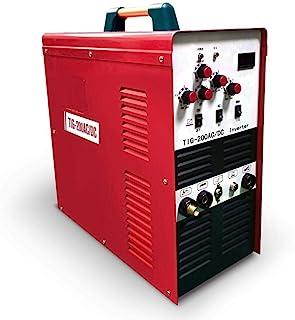 Máquina de soldadura micro Soldadora TIG Soldadora de 200 Amp. Máquina de Soldadura Inverter AC