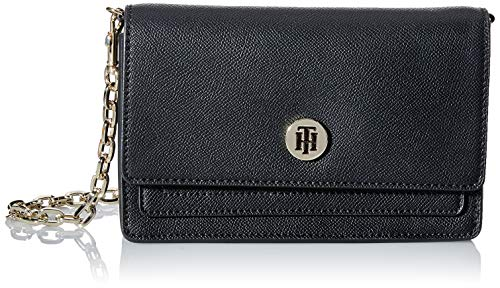 Tommy Hilfiger Honey, Borsa. Donna, Black, One Size