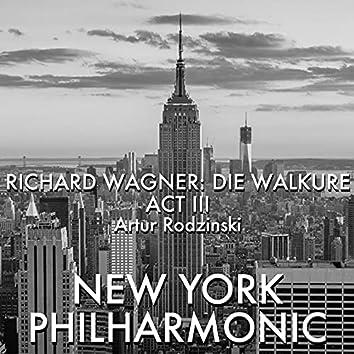 Wagner: die walküre - act III