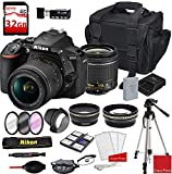 Nikon D5600 DSLR Camera with AF-P DX NIKKOR...