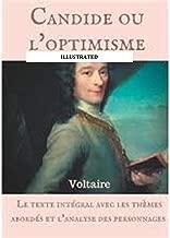 Candide, ou l'Optimisme (illustree) (French Edition)
