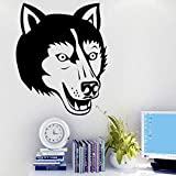 high-quality environmentally-friendly image Langtou vinyl decal stickers Animal Art home decoration wallpaper 57x70cm