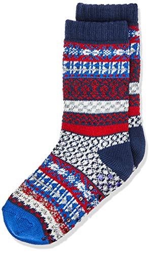 s.Oliver Socks Unisex Kinder S20641000 Socken, Nautical Blue, 27/30