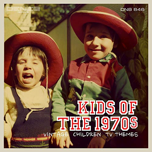 Kids of the 1970s (Vintage Children TV Themes)