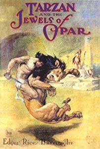 Tarzan and the Jewels of Opar (Annotated)